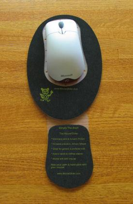MouseGlider Deluxe Mouse Pad